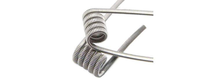 choix du coil dripper ou atomiseur