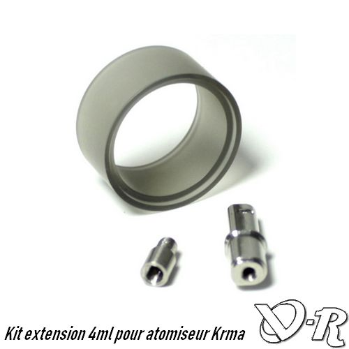 kit extension 4ml atomiseur krma clone sxk
