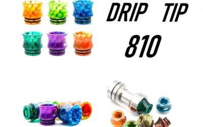 Le drip tip 810 !